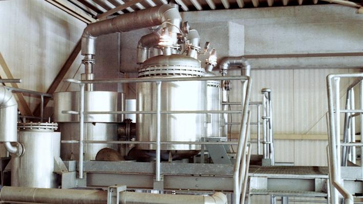 Natural Circulation Evaporator