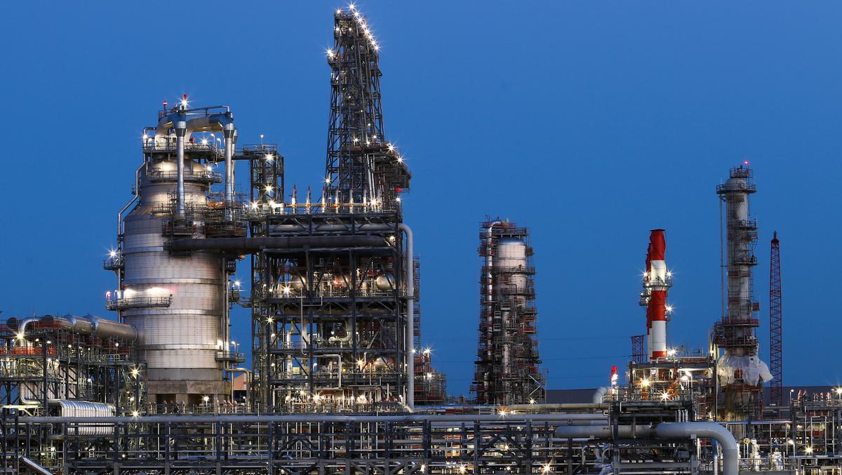 Jet Vacuum Pumps For Vacuum Distillation Columns In Oil
