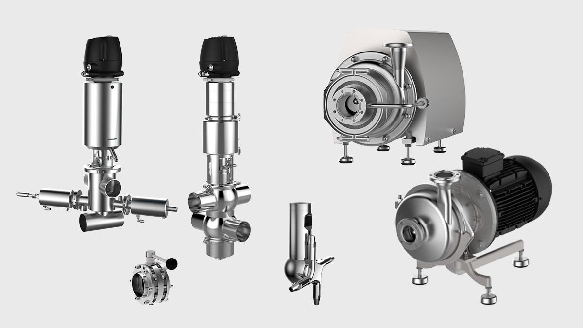 Pumps And Valves Gea Process Components