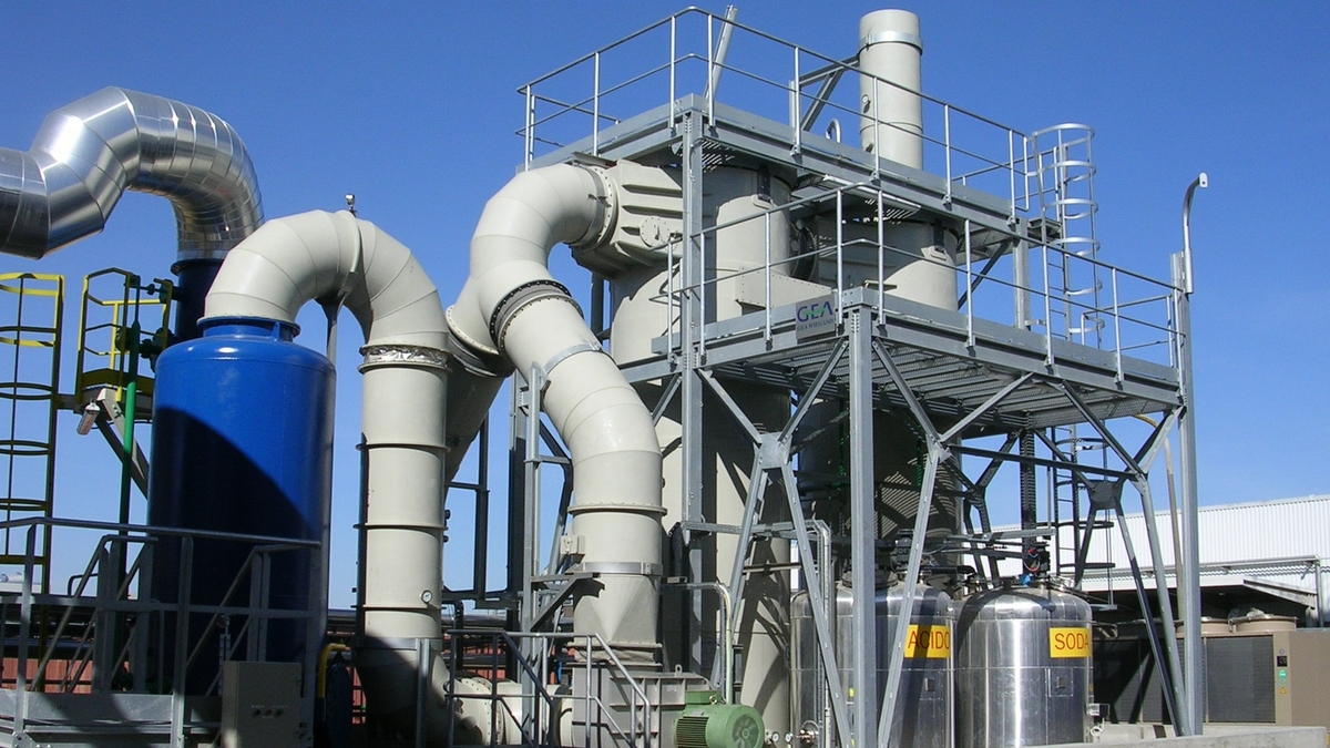 Special Purpose Gas Scrubber Systems