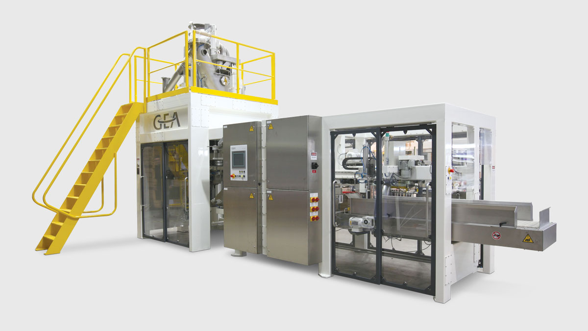 GEA Avapac Limited Intervention Filling
