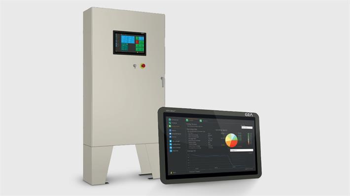 GEA Omni Control Panel for Complete System Control