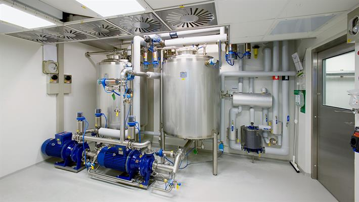 CIP for Pharmaceutical Process Plants