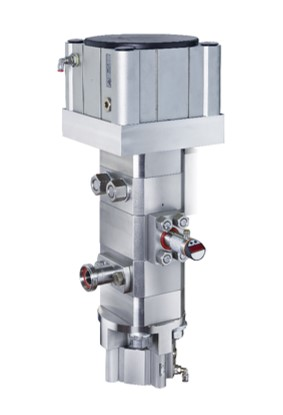 The new GEA NiSoX-Valve geometry optimizes energy distribution during homogenization, thereby reducing particle size and significantly improving the homogenization effect. Photo: GEA