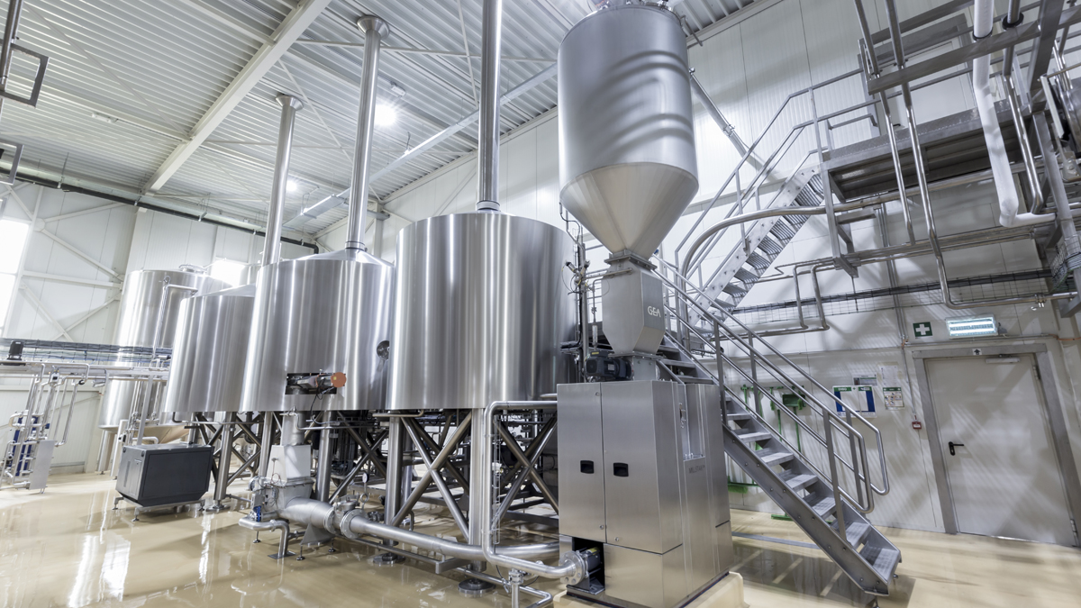 Salle de brassage artisanale CRAFT-STAR™