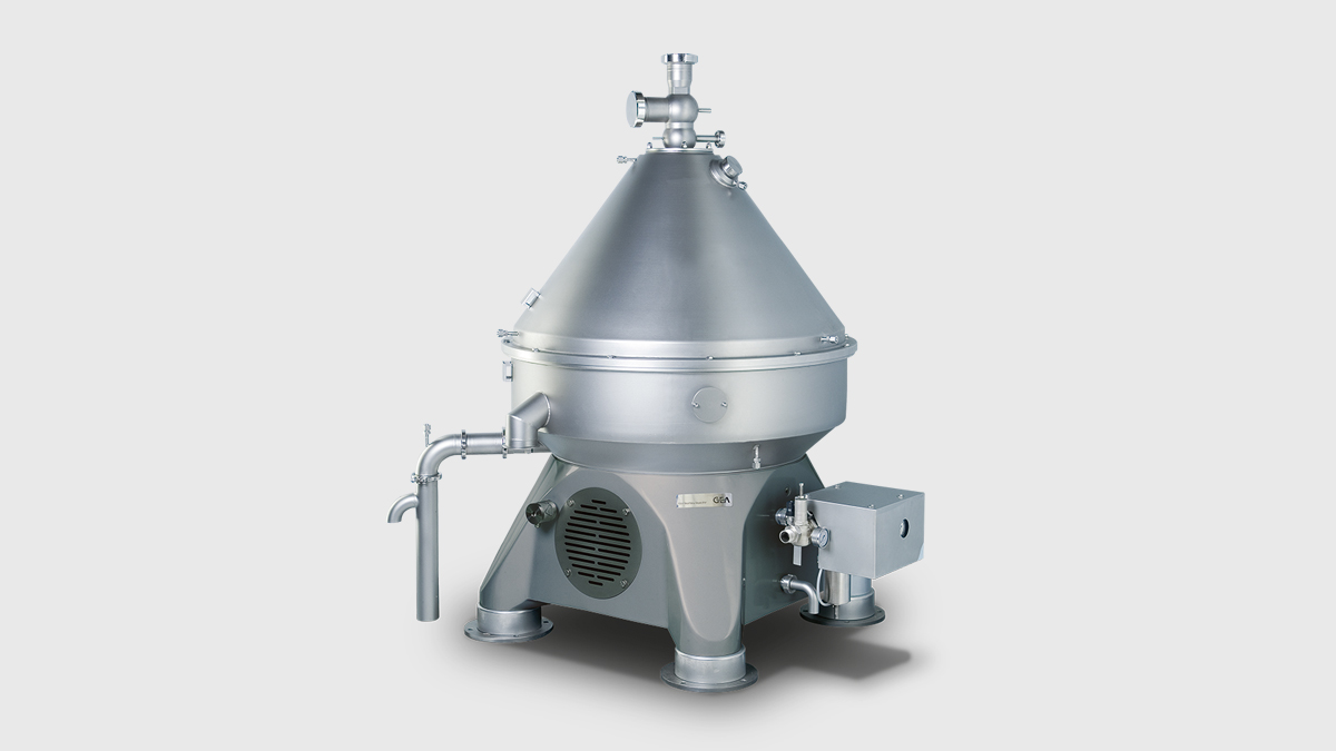 Centrifuge - Clarifier CSI for Milk or Whey