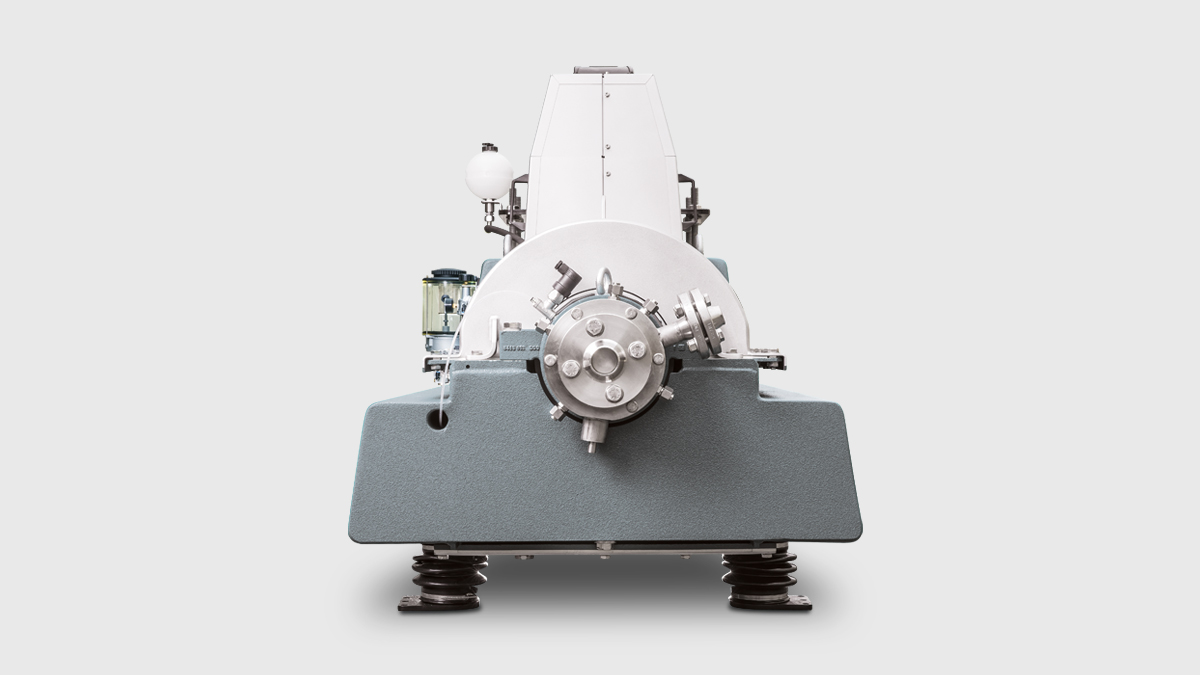 Centrifuge - Clarifying Decanter
