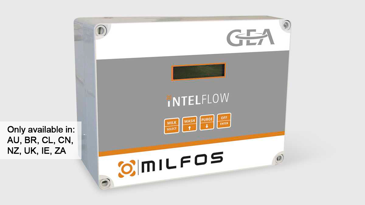 Milk Pump Controller - iNTELFLOW