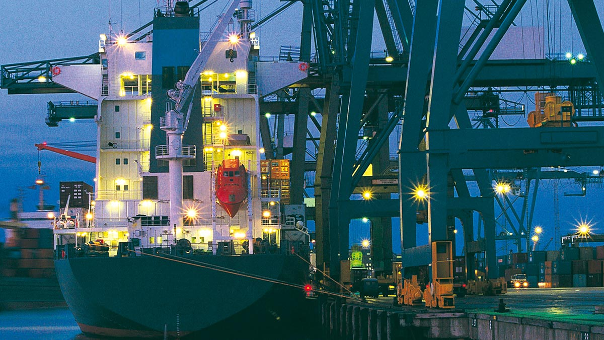 Harbor_MARPOL Oil
