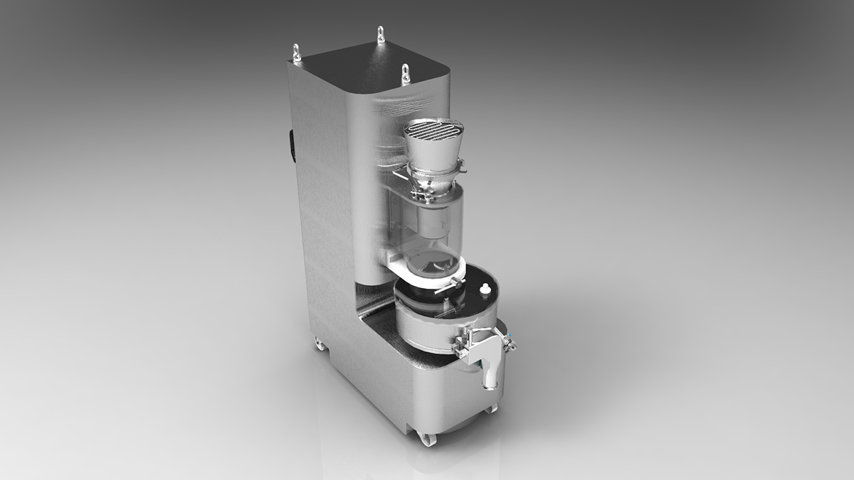 NICA™_IPS25_PELLETIZING_SYSTEM