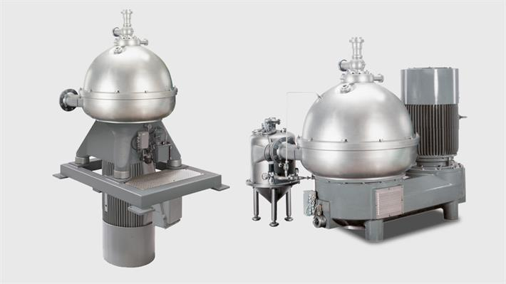 Nozzle Separators for Baker's Yeast and Yeast Extract