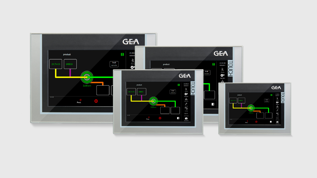 GEA IO Panel Sizes