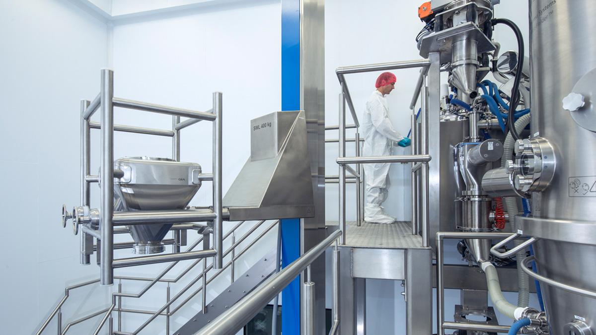 Confinement Sur Mesure Pour L Industrie Pharmaceutique