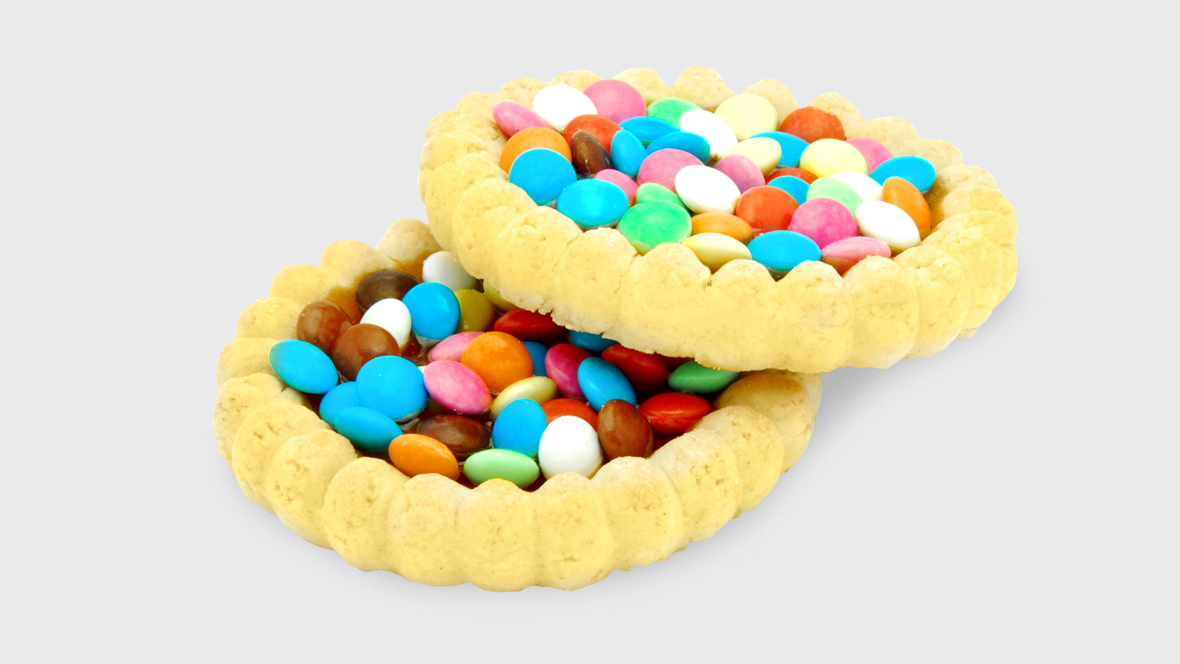 Cookie aux Smarties