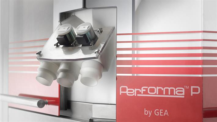 PERFORMA™ P Tablet Press