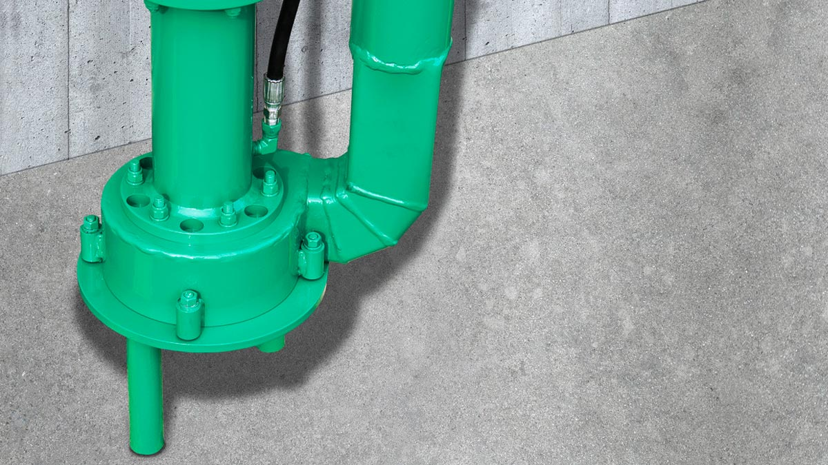 3-Inch Compact Pump