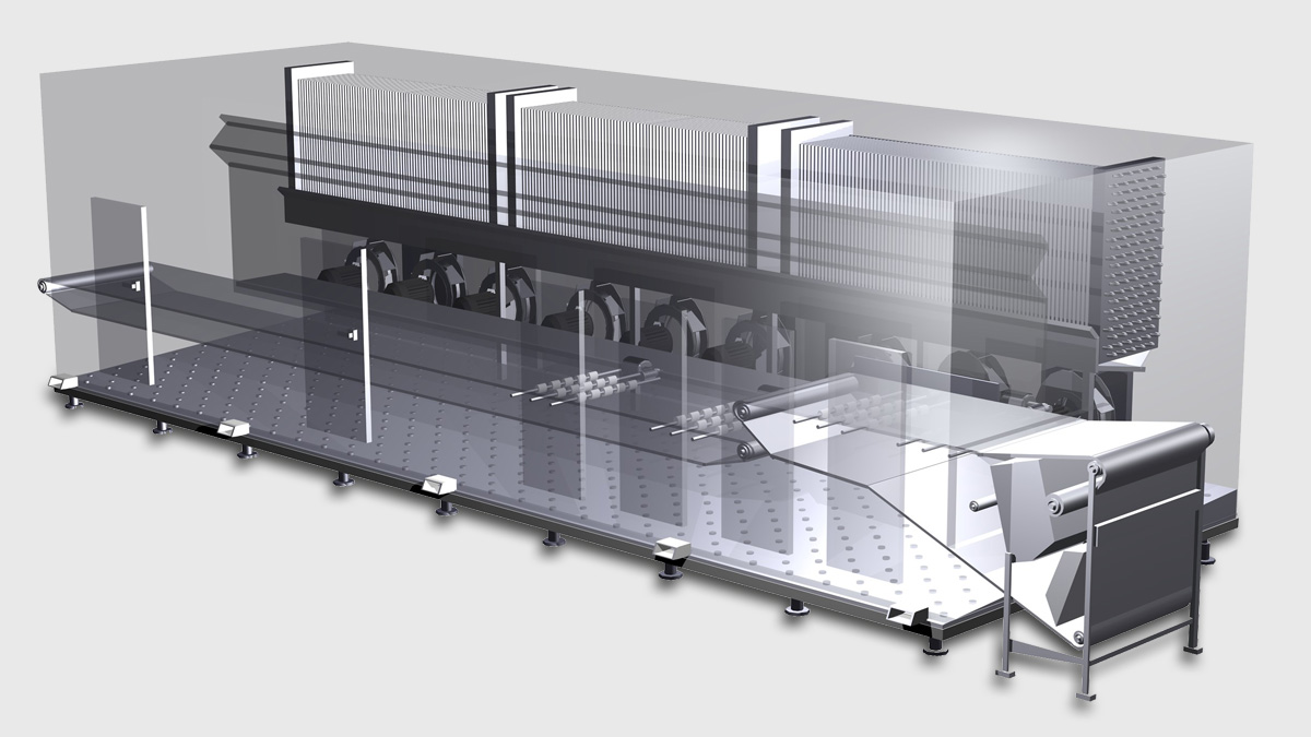 GEA Tunnel-Freezer A-Series
