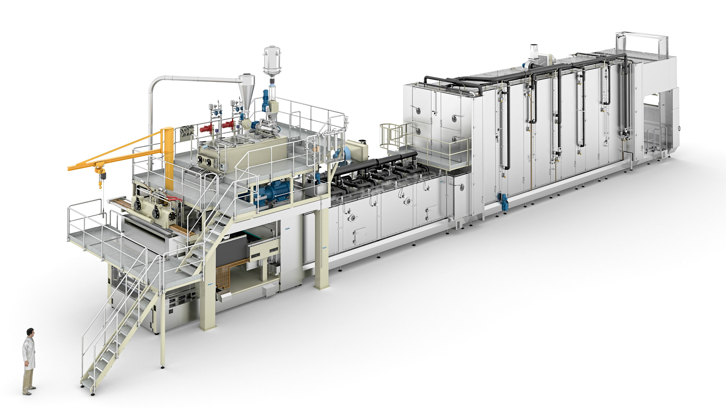 New Multidrive Technology From Pavan Rapid And Frequent Changes Of Thermo Hygrometric Conditions Are The Key To Success