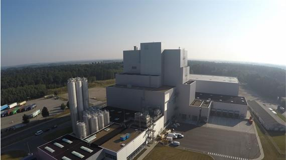 GEA OptiPartner improves DMK-Zeven plant