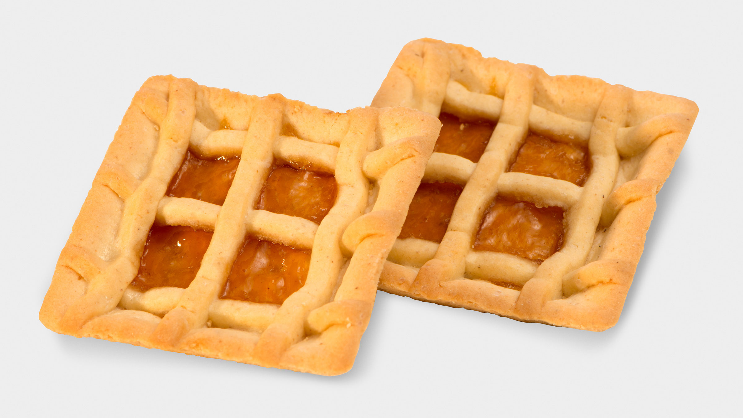 Crostatine quadrate