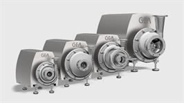 Centrifugal Pumps Range