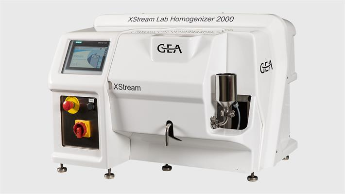 GEA XStream Lab Homogenizer
