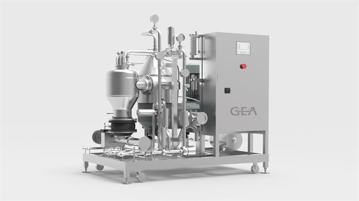 "GEA ""Plug & Win"" Centrifuge Skids for Craft Brewers"