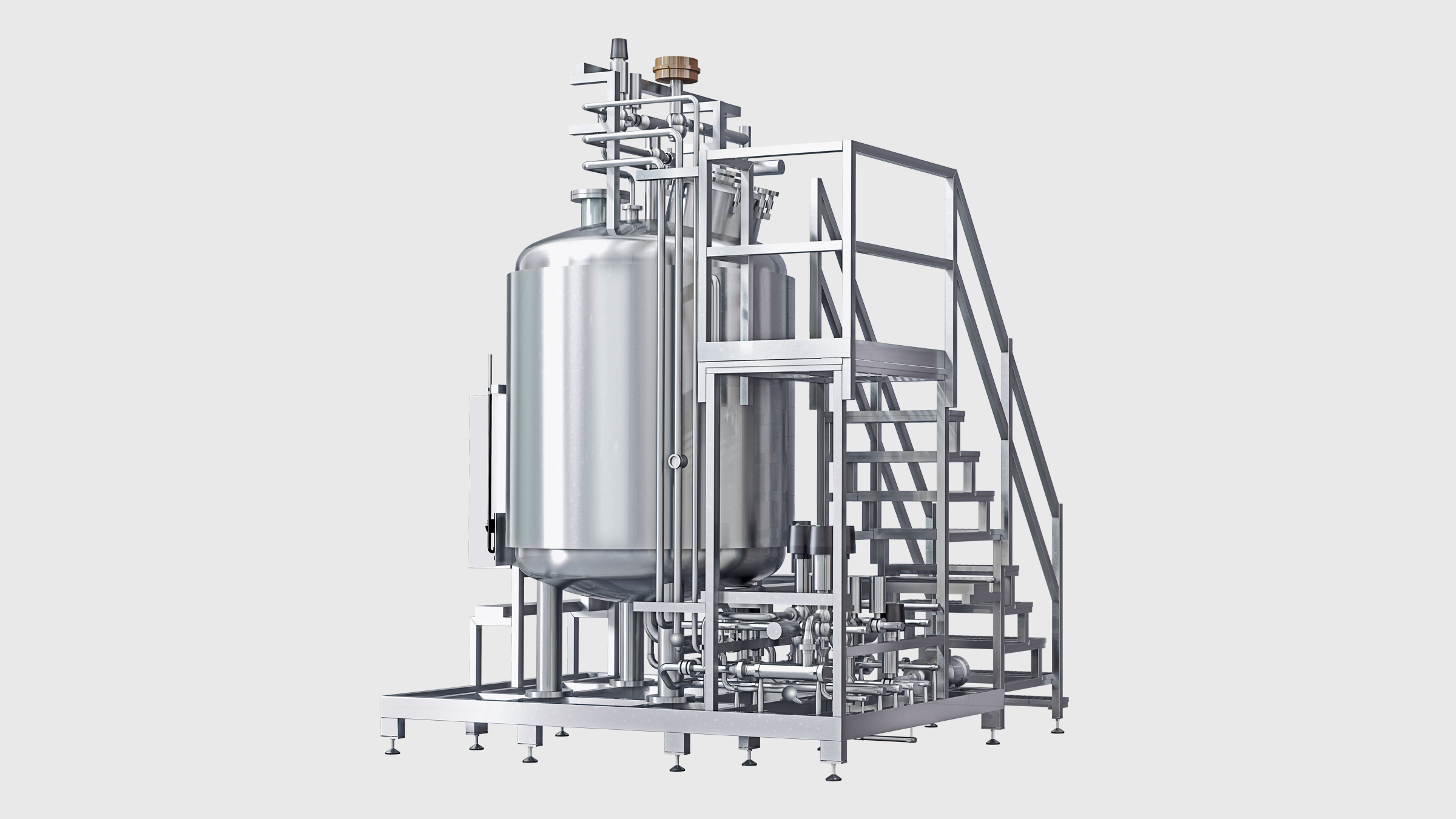Process units for the cold block area of your brewery