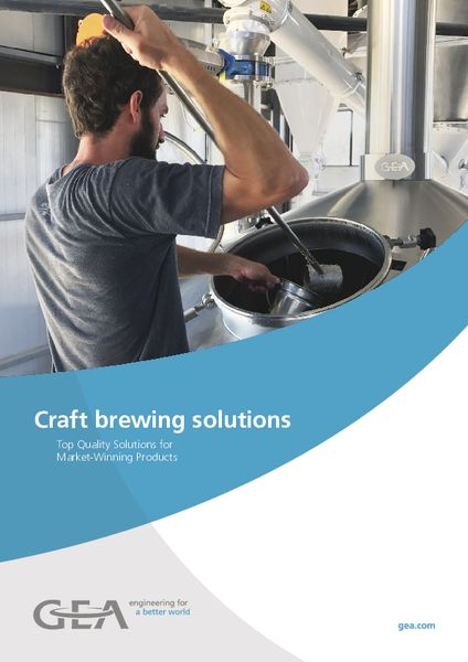 Craft Brewing Solutions - Brochure