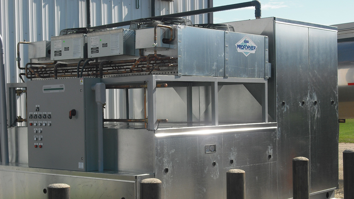KoolWay® Packaged Air-Cooled Chillers