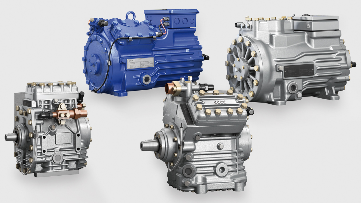GEA Vehicle Compressors
