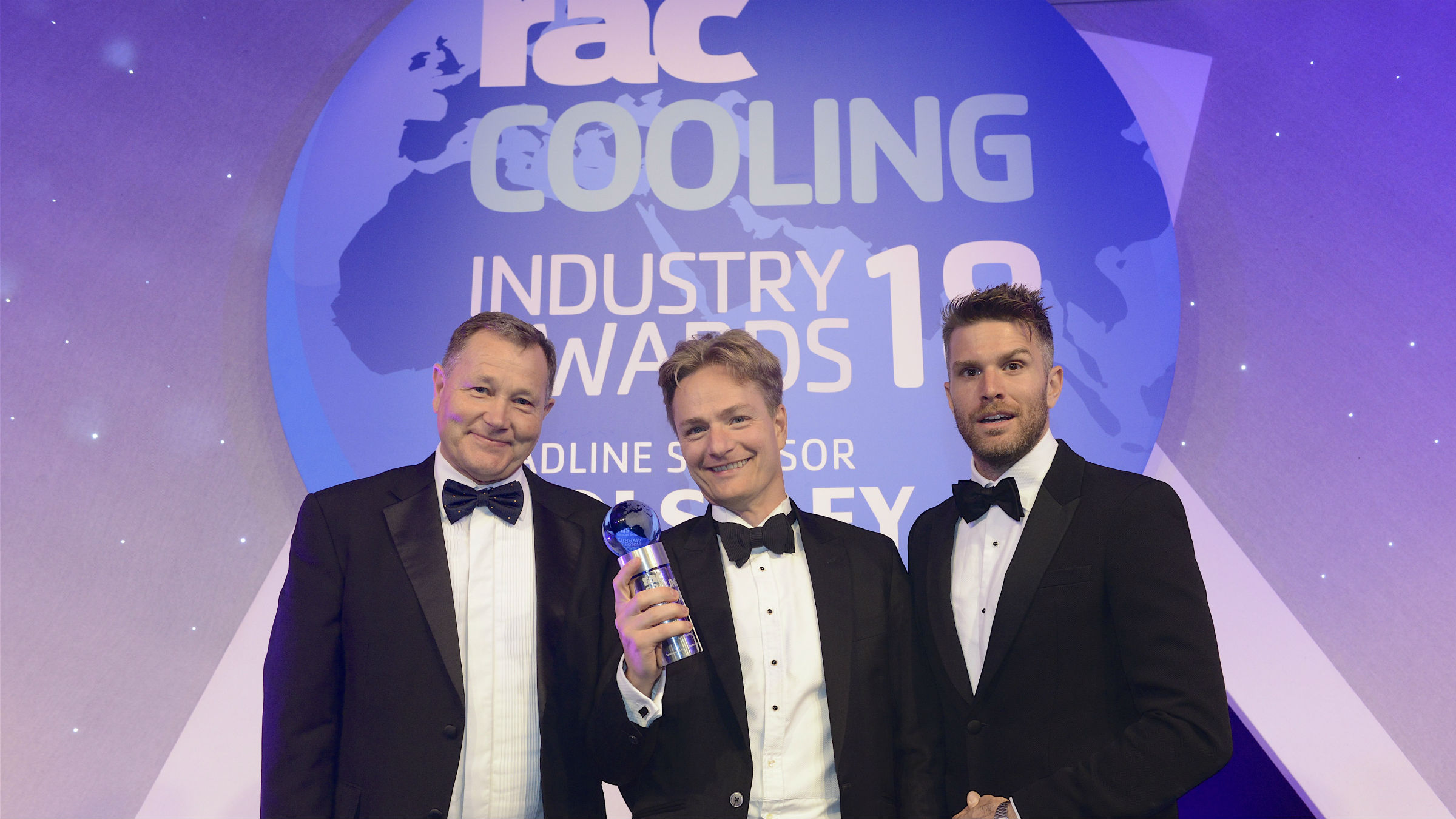 Prestigious RAC Cooling Industry Award for GEA