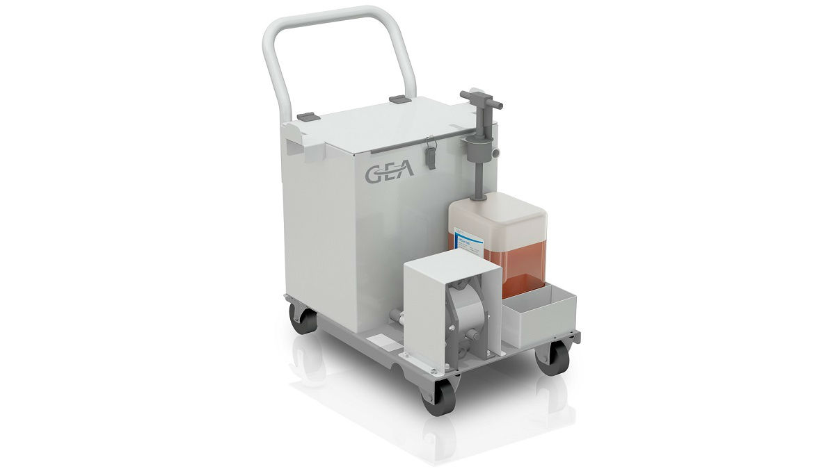 GEA EffiClean CIP Unit