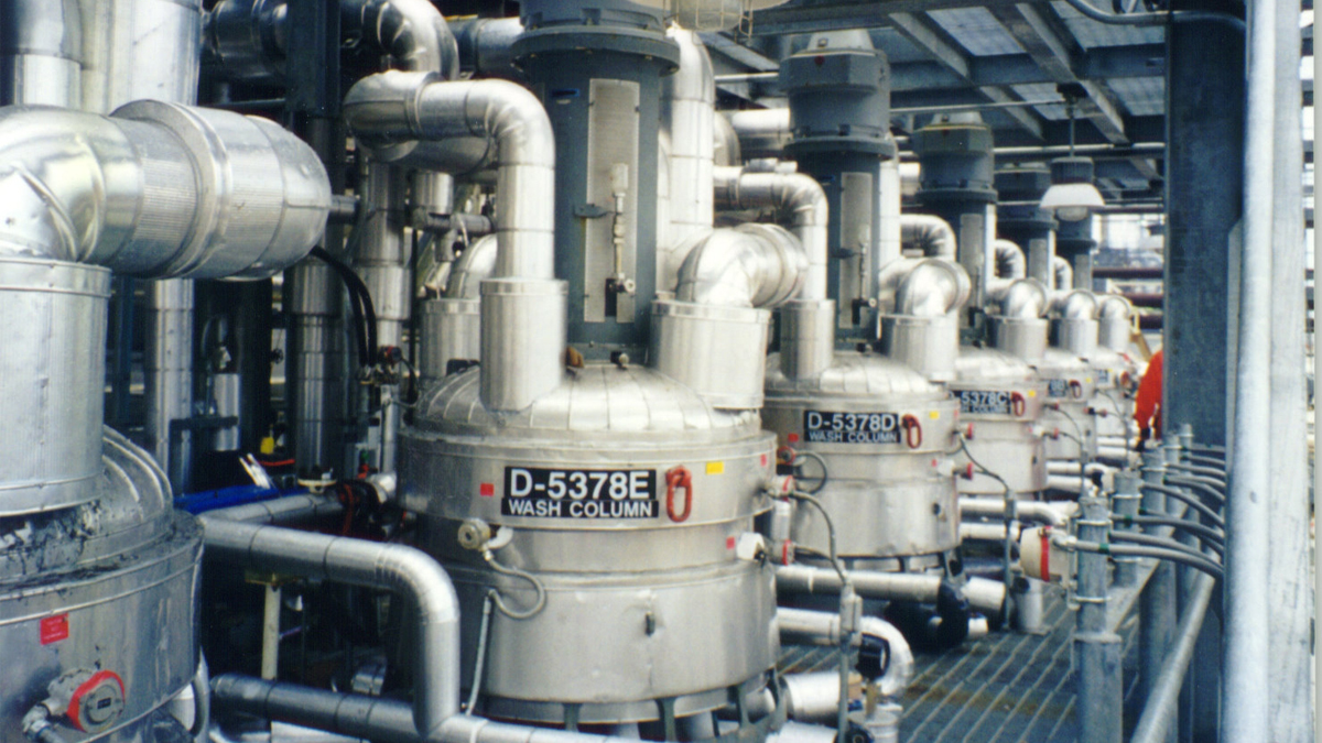 Installation DB Chevron