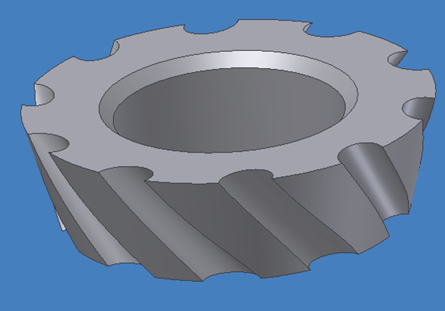 Screw distributor