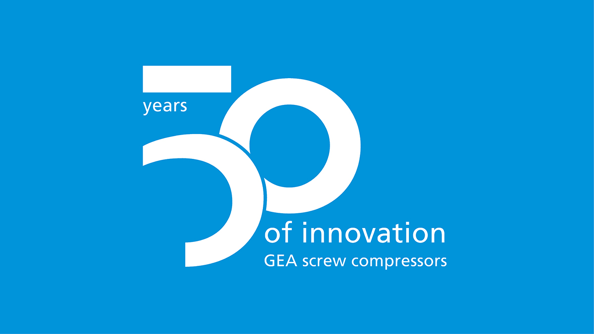50 Years Screw Compressor