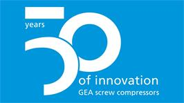 50 years innovation - GEA Screw Compressor