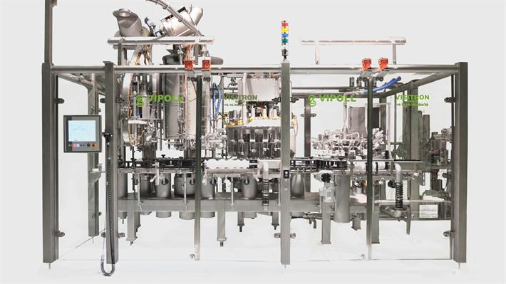 GEA Visitron Filler ALL-IN-ONE