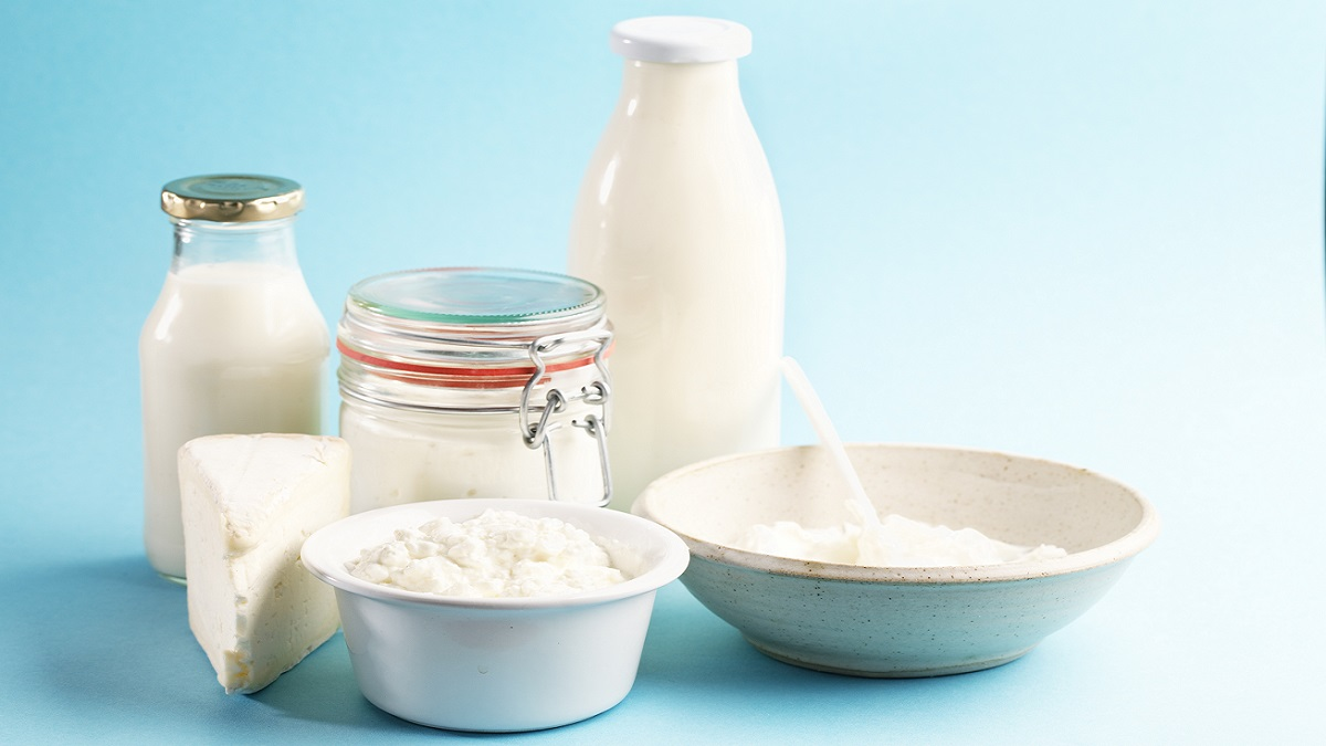 Pasteurized milk products