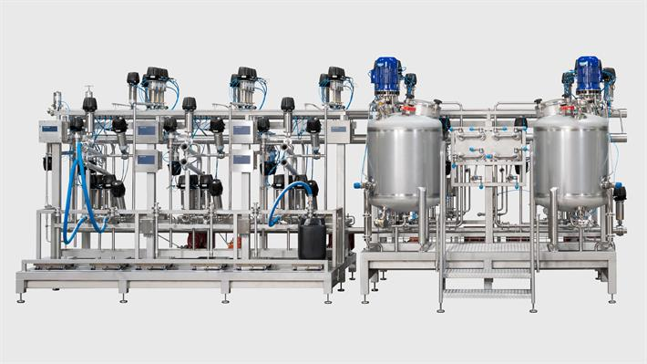 DICON™ Continuous Blenders for Beverage