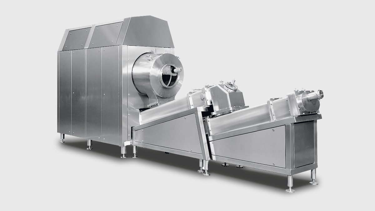 Food Processing Equipment - Buttermaking Machine BUE