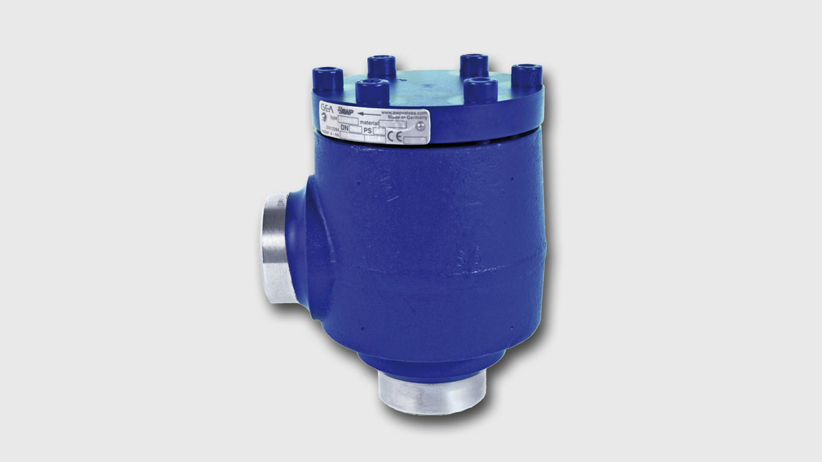 GEA AWP RV Check Valve