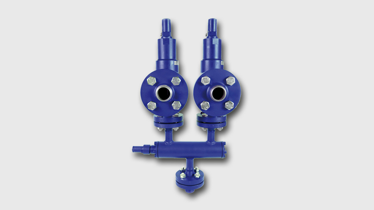 GEA AWP WVR-SVA | SVU Safety Valve Combination