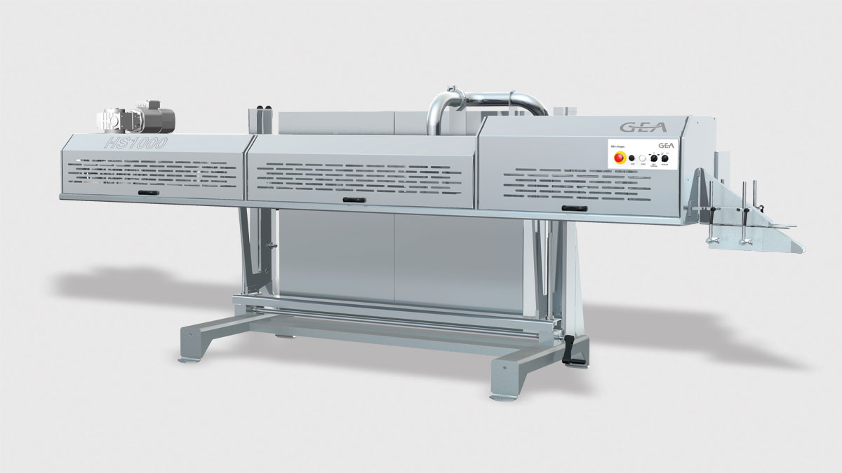 GEA Avapac Leveller/Sealer/Closer HS-1000