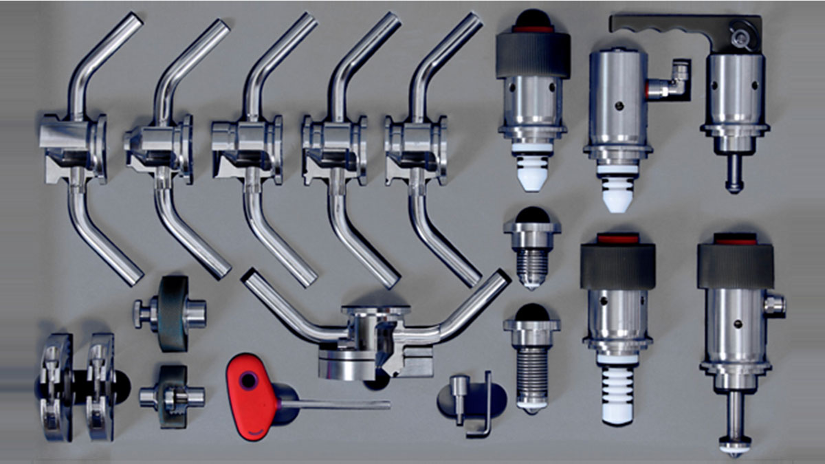 Sampling Valves Aseptomag® PV - portfolio