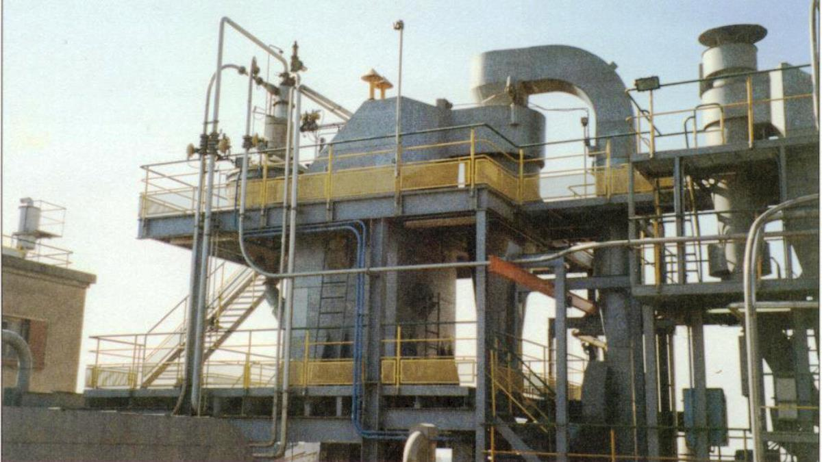 Column Dryer