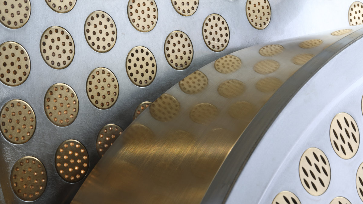 With an PLC system the washing area of the die can be completely customized, allowing for more intense washing in areas that require more thorough cleaning. (Photo GEA)