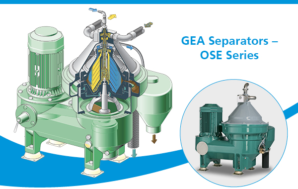 Knowing and Maintaining Your GEA Separator – Offshore & Marine Partners