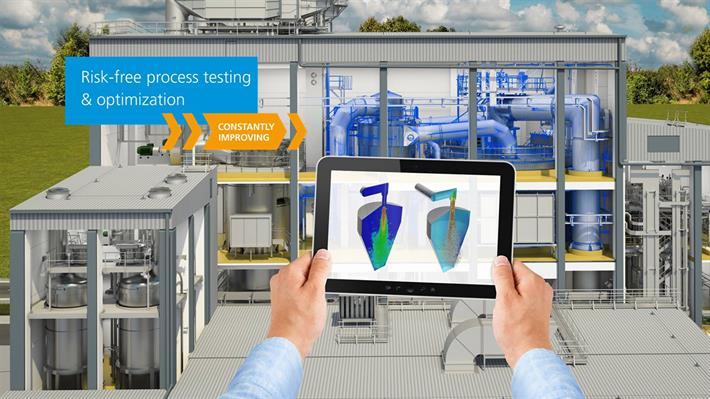 GEA Virtual Spray Dryer Testing