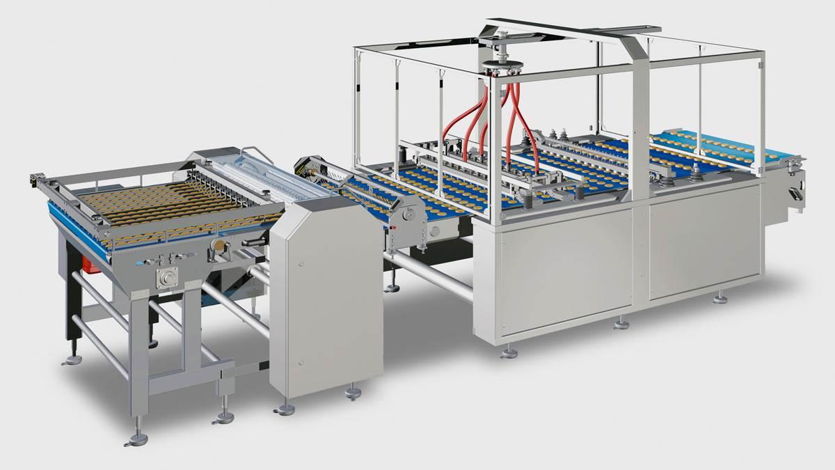 Конвейер для производства печенья монтажная схема транспортера